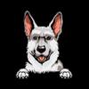 German Shepherd (White)