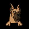 Great Dane (Fawn)