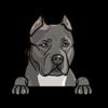 Pit Bull (Grey)