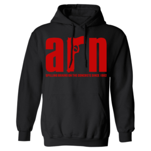 Arn Anderson Spiling Brains On The Concrete Since 1982 Hoodie