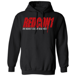 Redcon1 The Highest State Of Readiness Hoodie