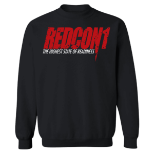 Redcon1 The Highest State Of Readiness Sweatshirt