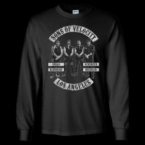 Sons Of Velocity Los Angeles Long Sleeve Shirt
