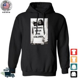 Wu Tang is For The Children John Lennon Hoodie