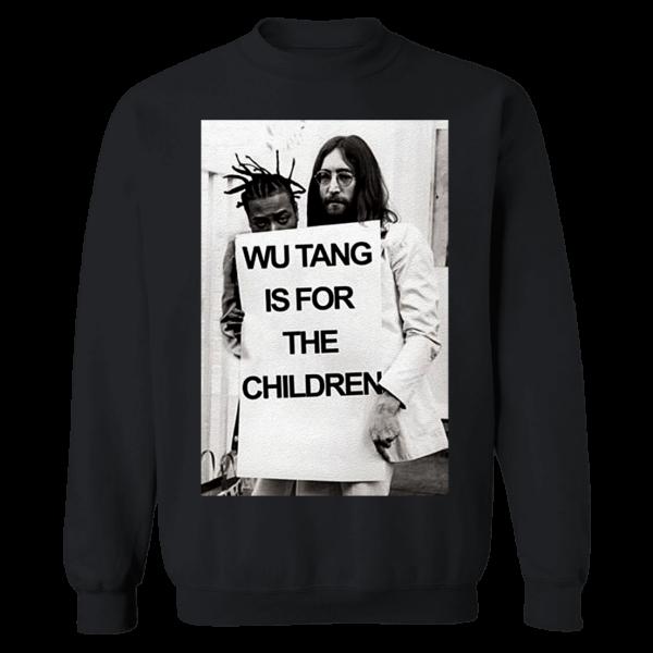 Wu Tang is For The Children John Lennon Sweatshirt