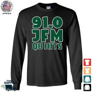 91.0 JFM QB Hist Long Sleeve Shirt