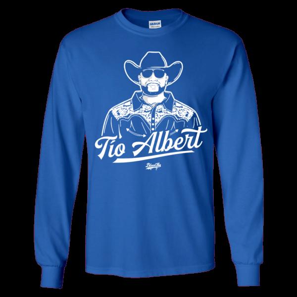 Bleed Los Tio Albert Long Sleeve Shirt