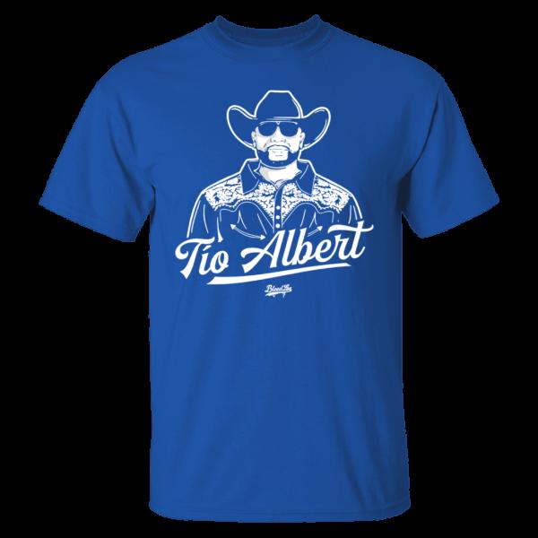 Bleed Los Tio Albert Shirt