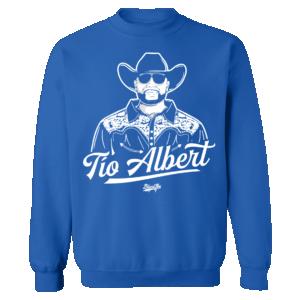 Bleed Los Tio Albert Sweatshirt