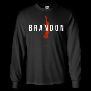 Brandon Crawford Long Sleeve Shirt