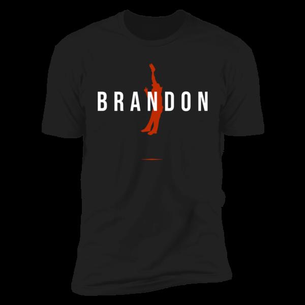 Brandon Crawford Premium SS T-Shirt