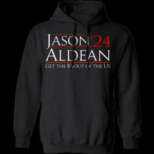 Jason 24 Aldean Hoodie