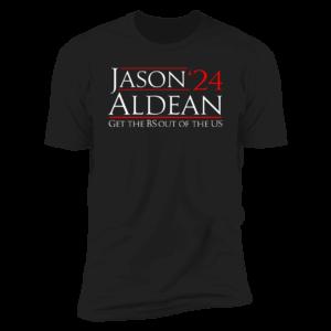 Jason 24 Aldean Premium SS T-Shirt