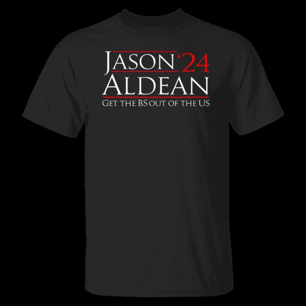 Jason 24 Aldean Shirt