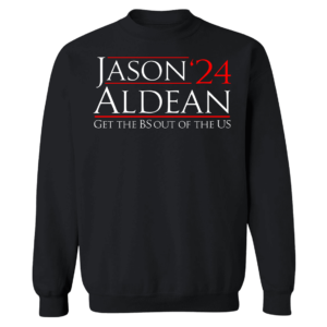 Jason 24 Aldean Sweatshirt