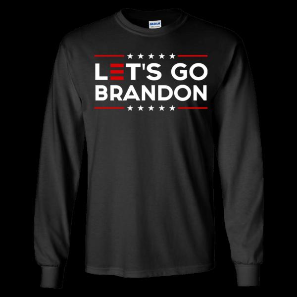 Let's Go Brandon Long Sleeve Shirt