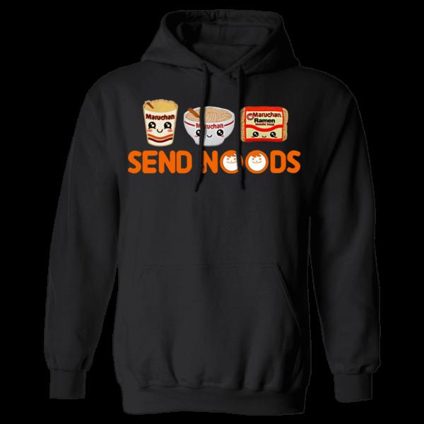 Maruchan Men's Send Noods Hoodie