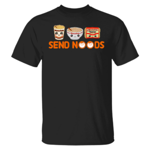 Maruchan Men's Send Noods Shirt