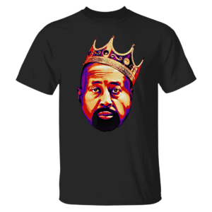 Mike Woodson With Crown Shirt