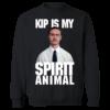 Napoleon Dynamite Kip Is My Spirit Animal Sweatshirt