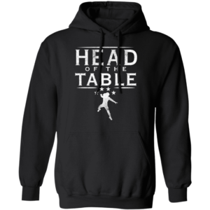 Roman Reigns Head Of The Table Hoodie