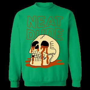 Skull Neat Dude Sweatshirt