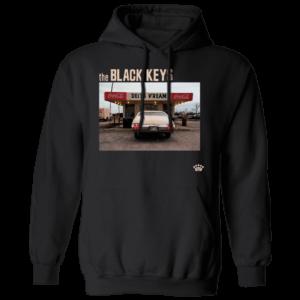 The Black Keys Delta Kream Hoodie