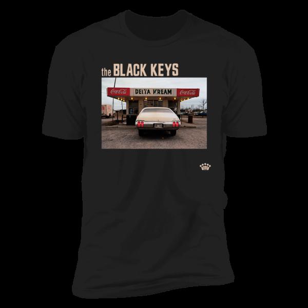 The Black Keys Delta Kream Premium SS T-Shirt
