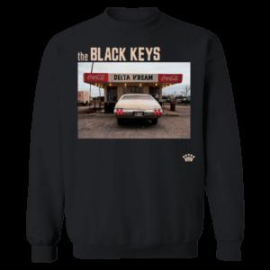The Black Keys Delta Kream Sweatshirt
